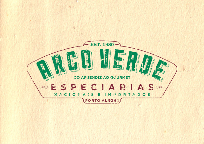 Prospect: More at https://www.behance.net/gallery/8089333/Arco-Verde-Especiarias-Rebrand